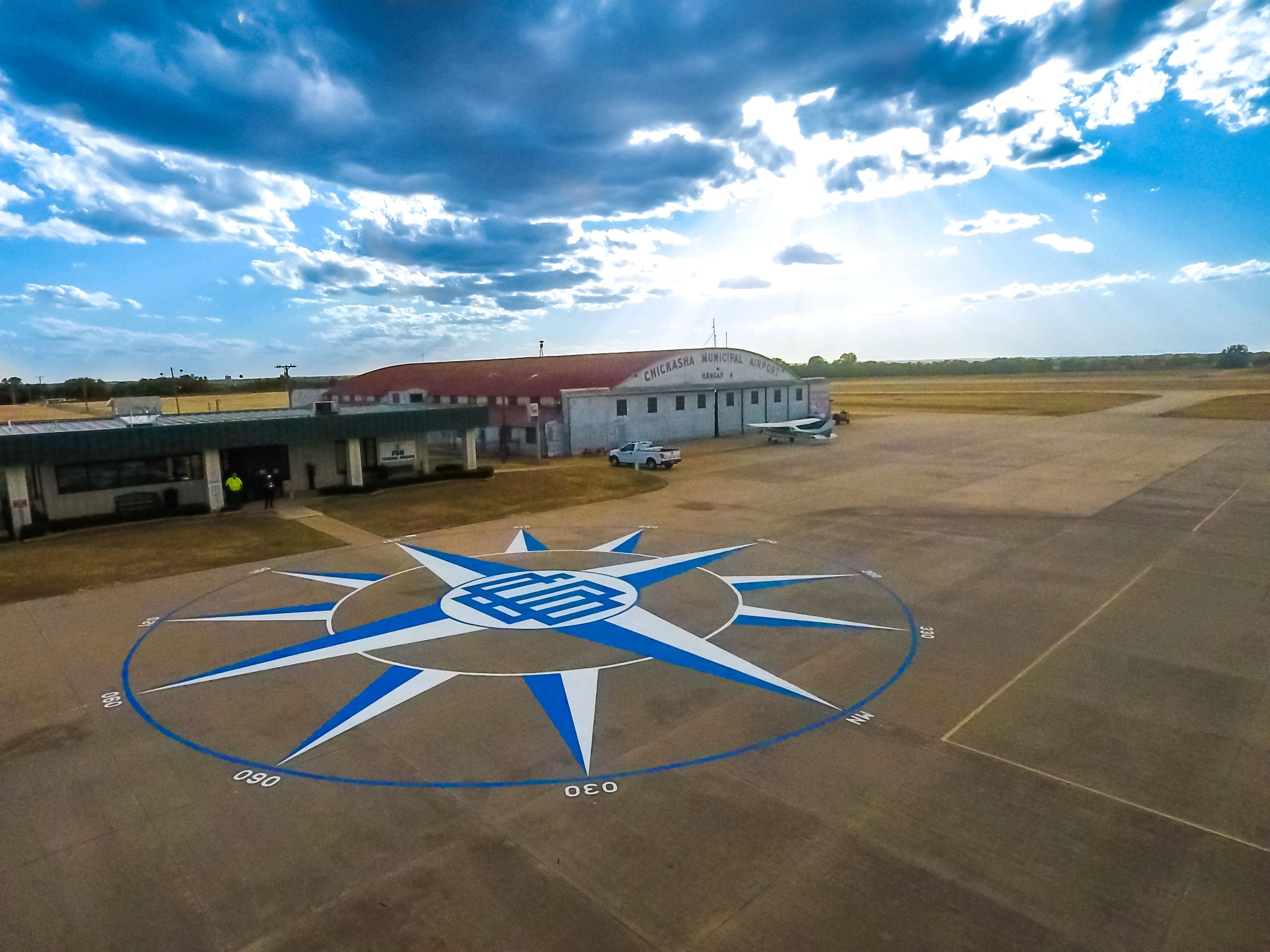 Chickasha Municipal Airport
